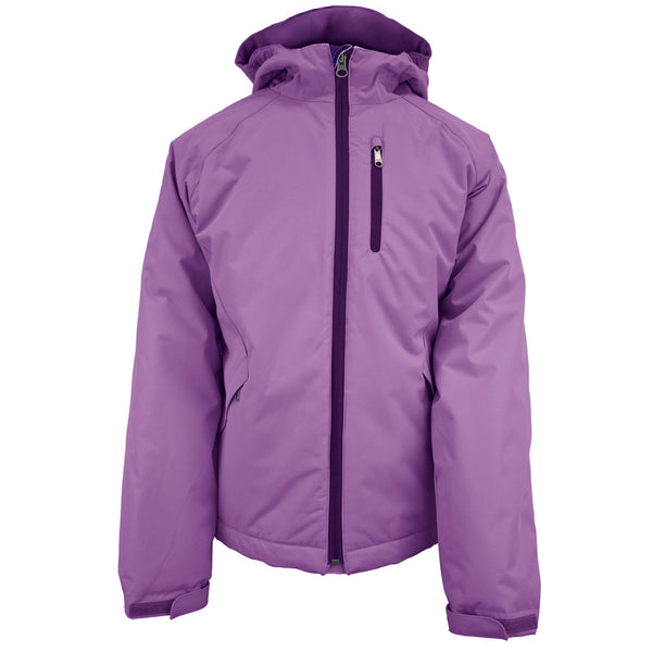 Girl's Snow Crest Insulated Ski Jacket