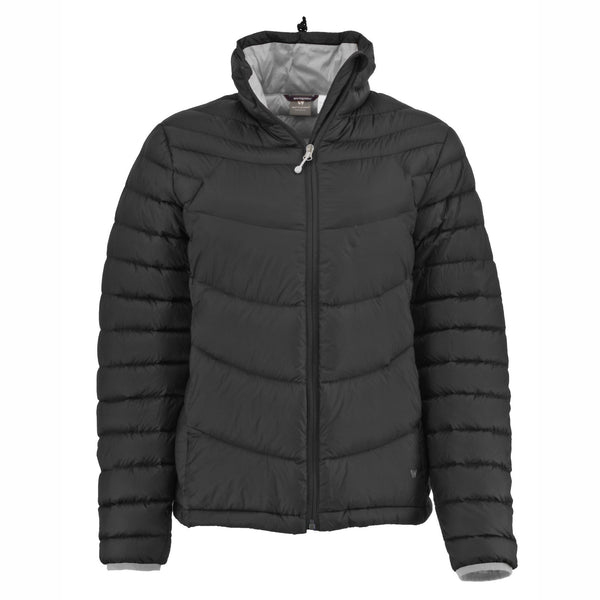Women's Sierra Summit Down Jacket - White Sierra
