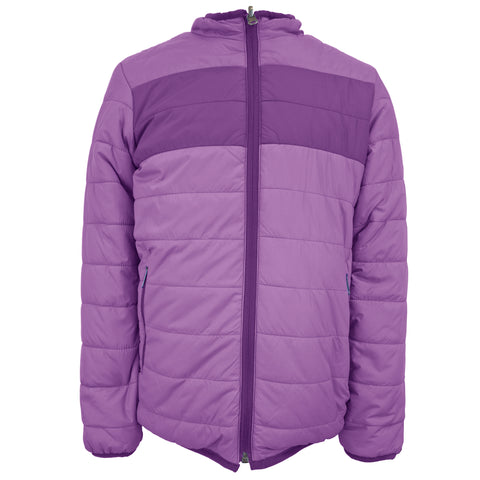 Girl's Zephyr Insulated Reversible Jacket