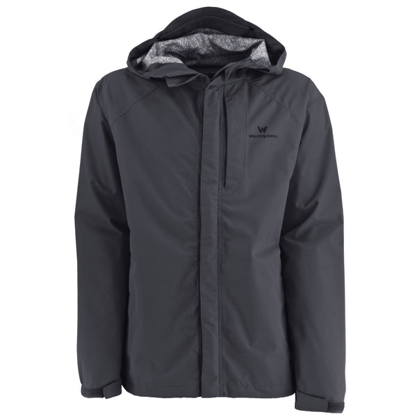 Men's Sierra Guide 2.5 Layer Jacket - White Sierra