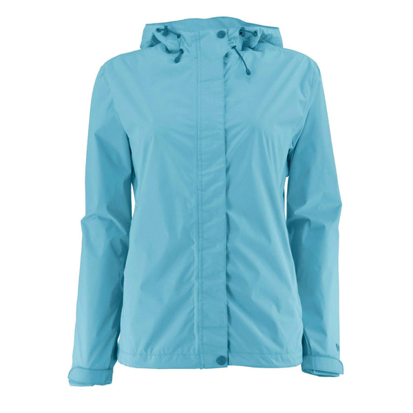 Women's Trabagon Rain Jacket - White Sierra - Clearwater