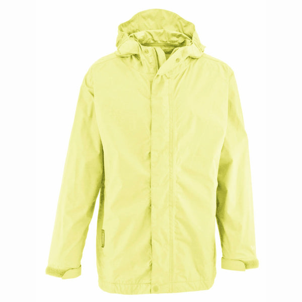 Youth Flash Yellow rain Jacket