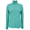 Women's Sierra Ridge T-Neck Quarter Zip - 1X, 2X, 3X