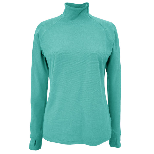 Women's Sierra Ridge T-Neck Quarter Zip