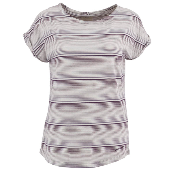 Women's Odor Free Day Tour Striped Tee - SALE