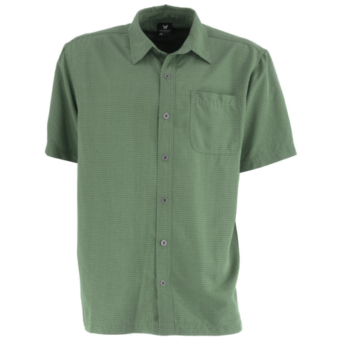 Men's Sandpiper Check Short Sleeve Shirt