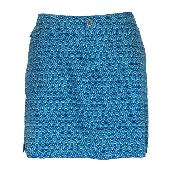 "Women's West Loop Trail Skort - Printed, 17"" length"