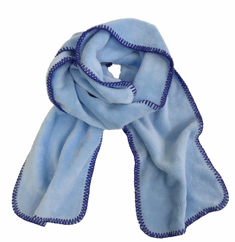 Women's Cozy Fleece Scarf