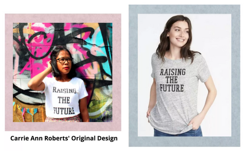 Old Navy Robertsons Raising The Future Tee