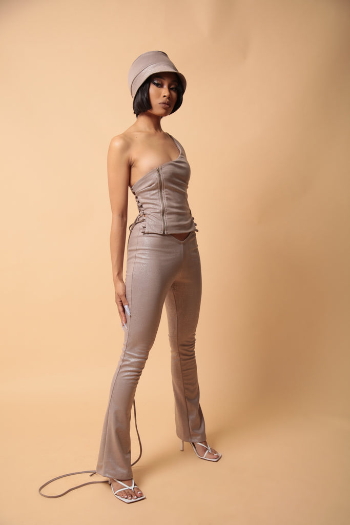 The SWV Flare In Taupe