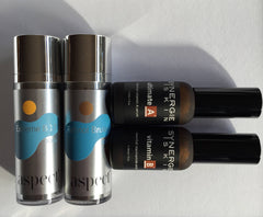 Vitamin A and B Serums