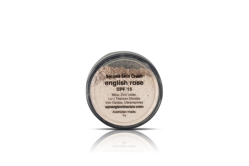 Synergie Second Skin Crush 'English Rose'