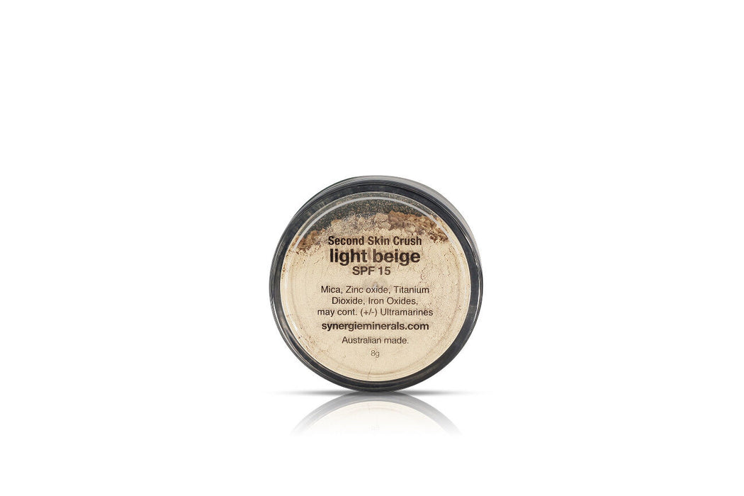 Synergie Second Skin Crush 'Light Beige'