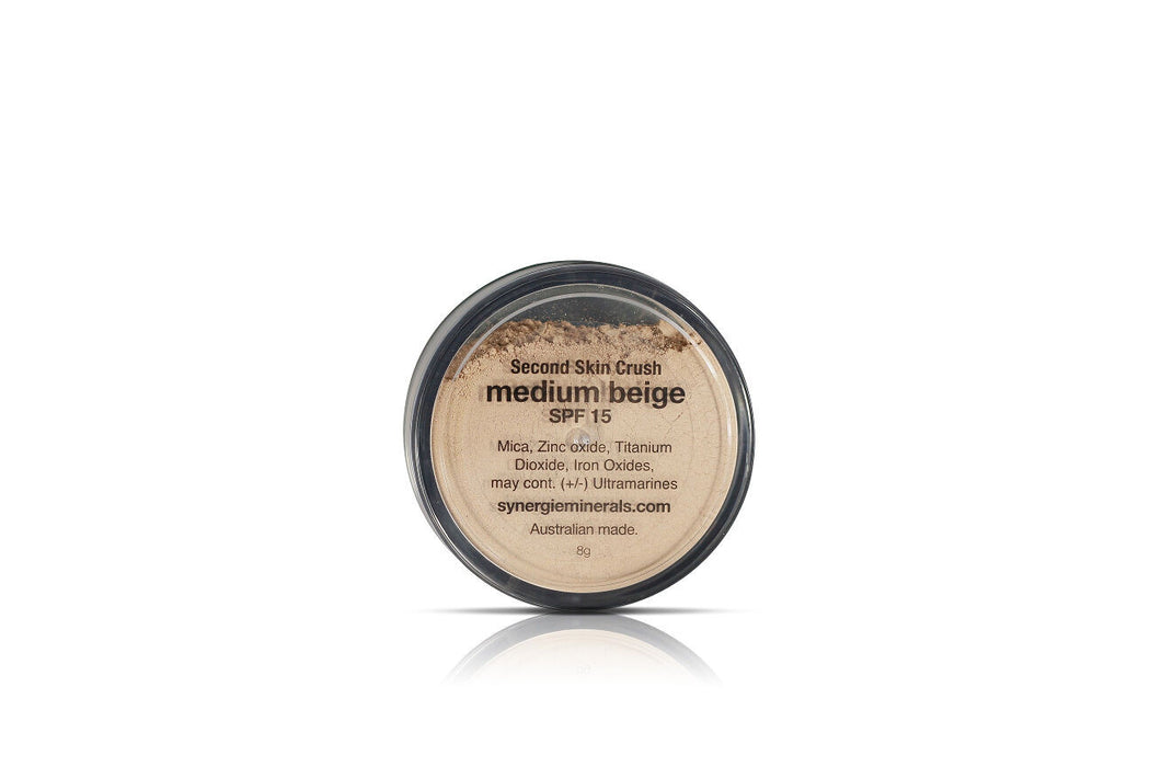 Synergie Second Skin Crush 'Medium Beige'