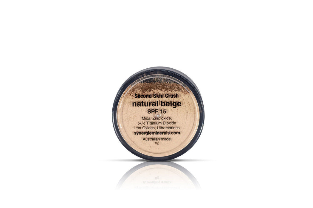Synergie Second Skin Crush 'Natural Beige'