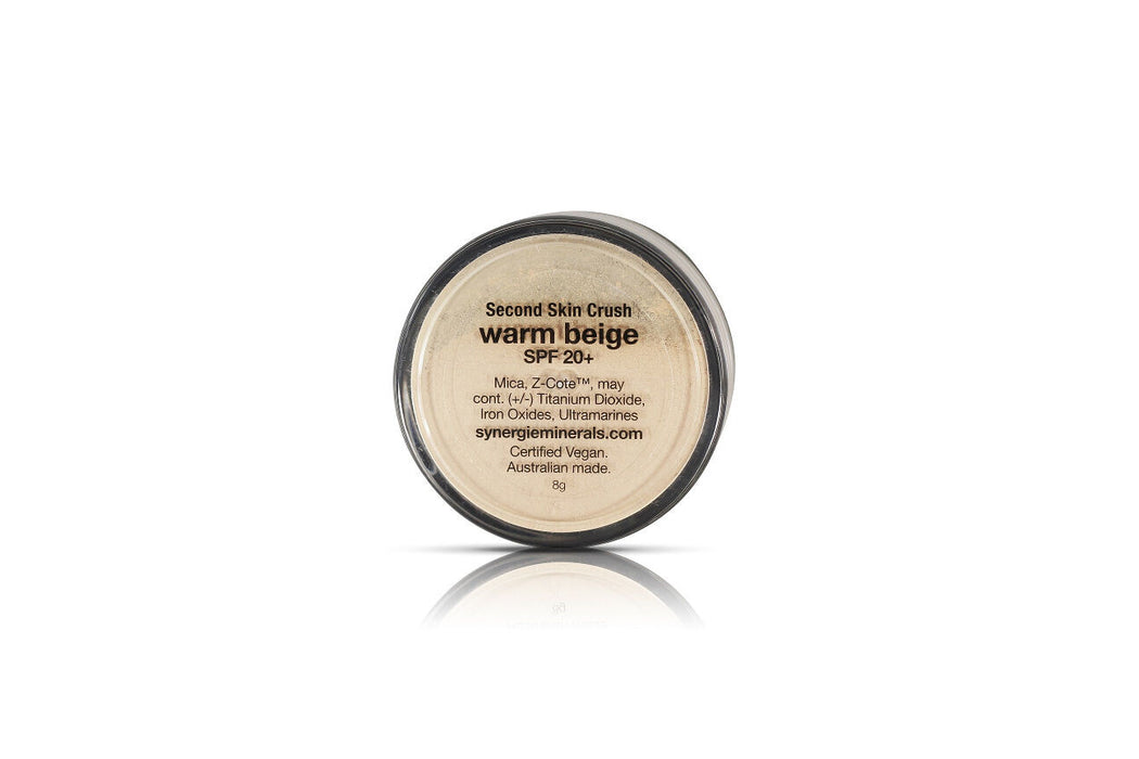 Synergie Second Skin Crush 'Warm Beige'