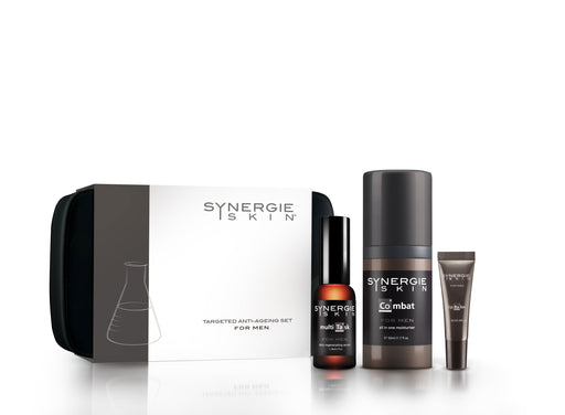 Synergie Skin Targeted Anti-Ageing Set For Men