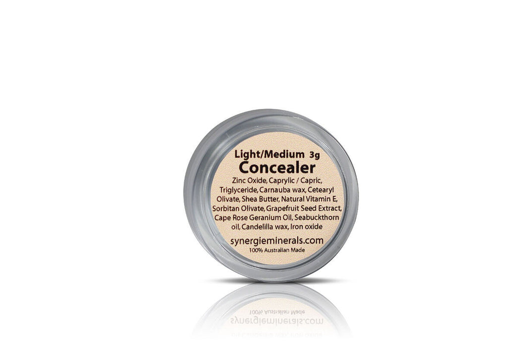 Synergie Minerals Light/Medium Concealer