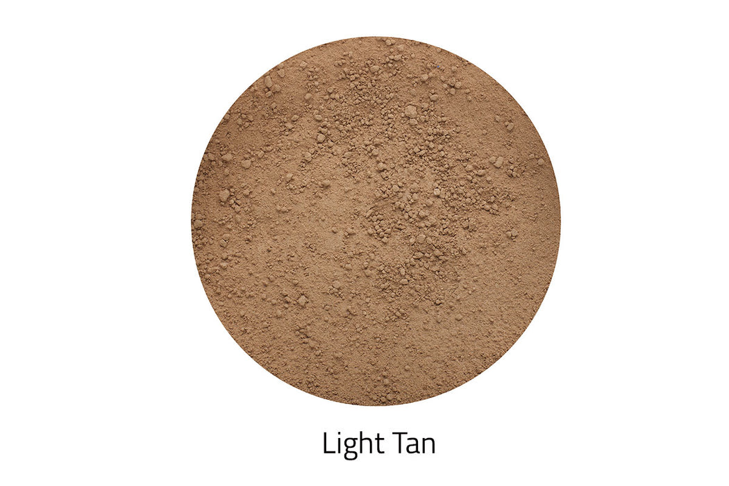 ECO Minerals Flawless Mineral Foundation - Light Tan