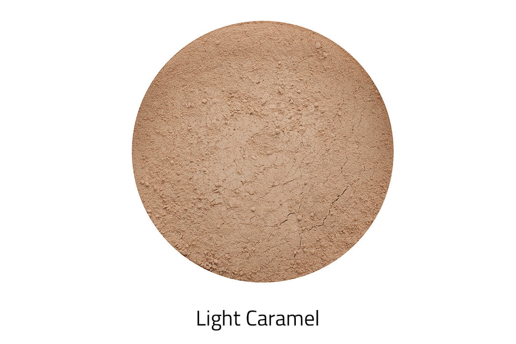 ECO Minerals Perfection Mineral Foundation - Light Caramel