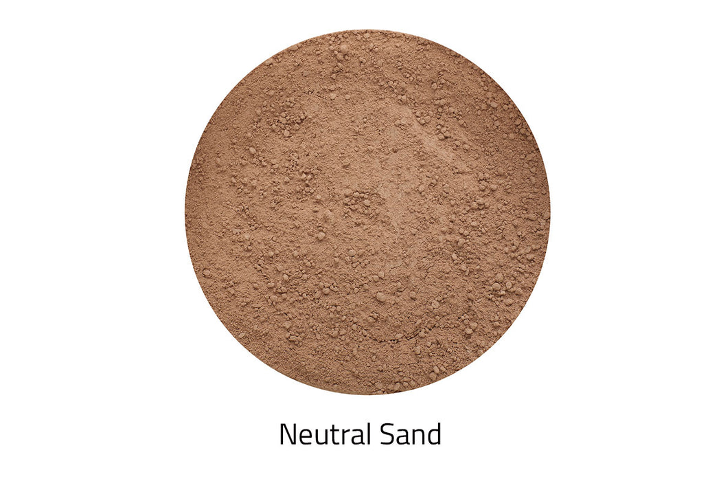 ECO Minerals Perfection Mineral Foundation - Neutral Sand