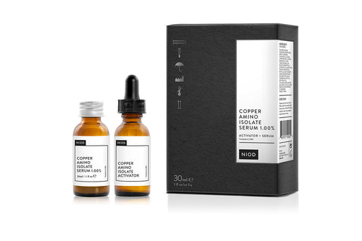 NIOD Copper Amino Isolate Serum 1.00%