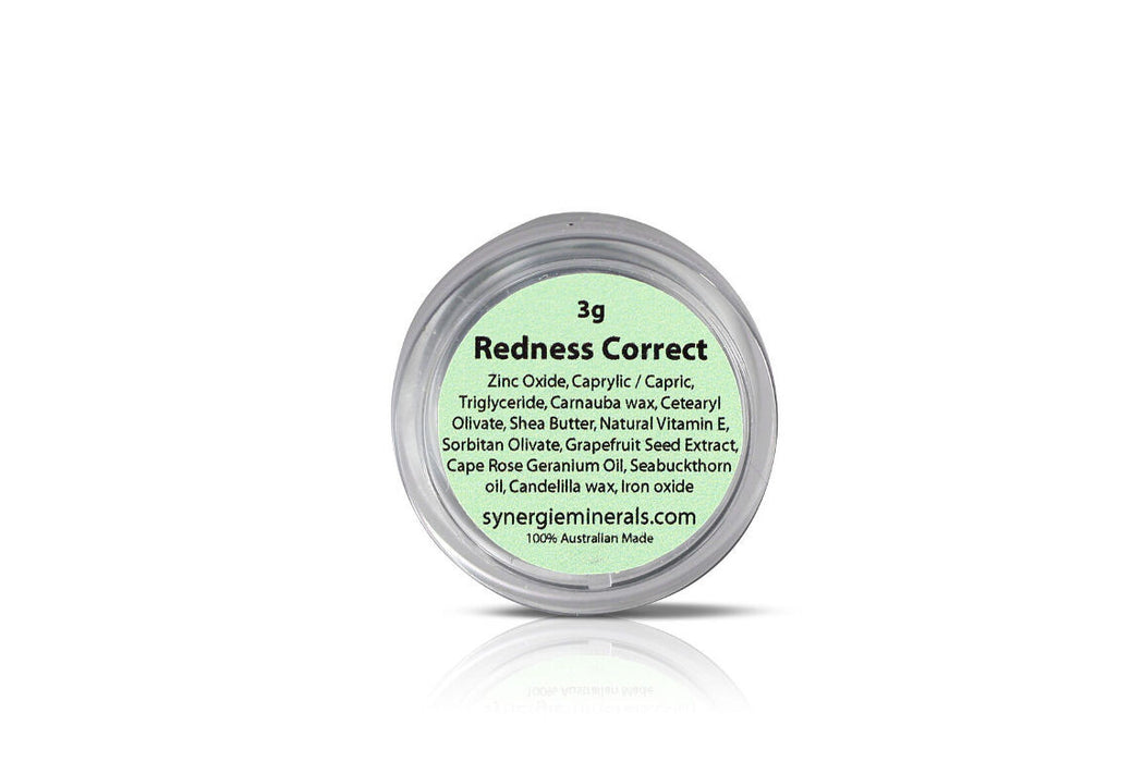 Synergie Minerals Redness Correct