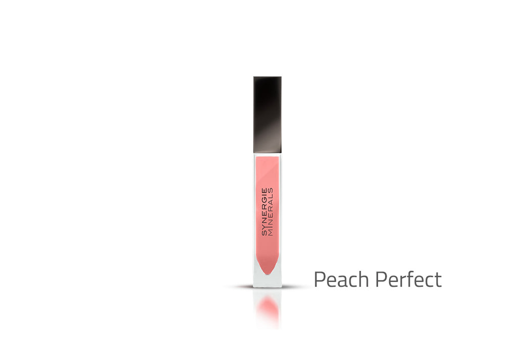 Synergie LipGlo Peach Perfect