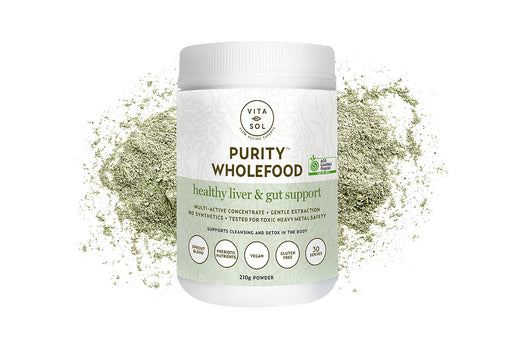 Vita-Sol Purity Wholefood 210g