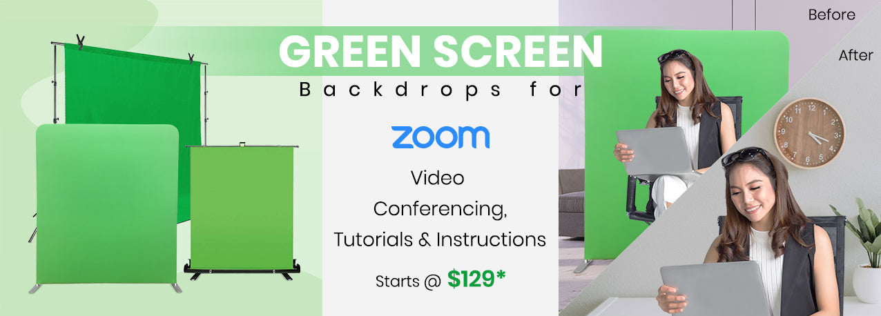 Live Stream Backdrops