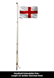 Middlesex County Flag in TrueKolor Wrinkle Free Fabric
