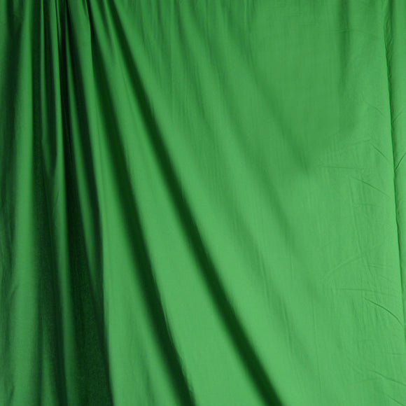 Chroma Key Green Screen Muslin Backdrop
