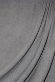 Savage Dark Gray Washed Muslin Backdrop