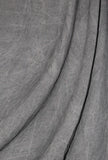 Savage Light Gray Washed Muslin Backdrop