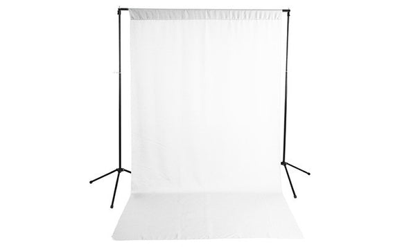 Wrinkle-Resistant White Background