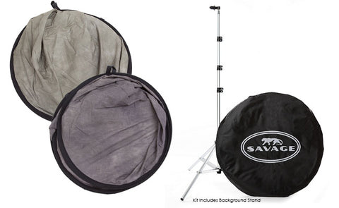 Savage Folding Monsoon 1.52m x 1.83m Collapsable