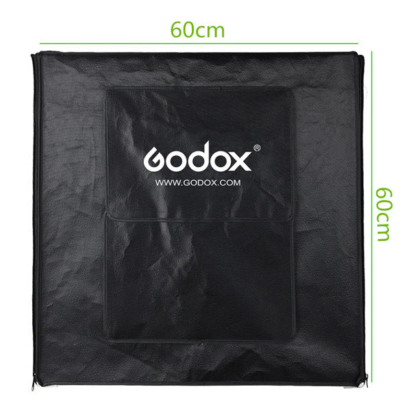 60w Triple-light Led Mini Photography Studio Light Tent