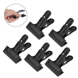 Backdrop Support Clips for Paper/ Cloth ( Set of 5 units)