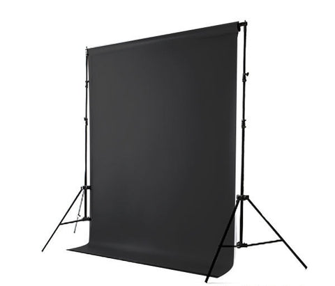 Fotolux Black Vinyl Photographic Background