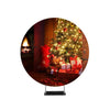 Christmas Gifts Backdrop Circle backdrop stand