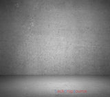 Crack Grey Wall Floor Print Photography Backdrop