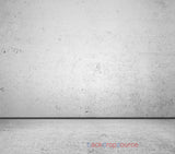 Crack White Wall Floor  Print Photography Backdrop