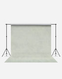 Mint Creamy White Fashion Wrinkle Resistant Backdrop