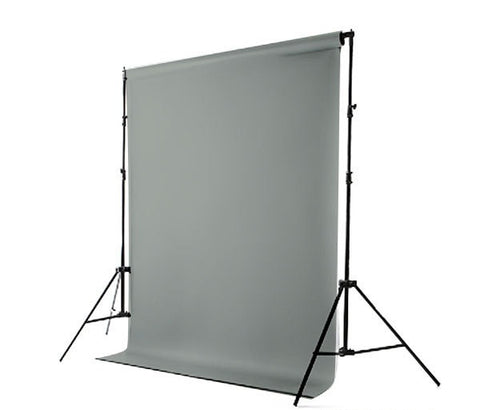 Fotolux Grey Vinyl Photographic Background