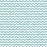 Green and White Waves Chevron  Backdrop