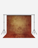 Hot Red Paint Texture Fashion Wrinkle Resistant Backdrop