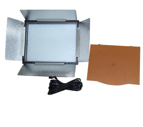 Pro 1000W LED Dimmable Video Photography Panel Studio Light