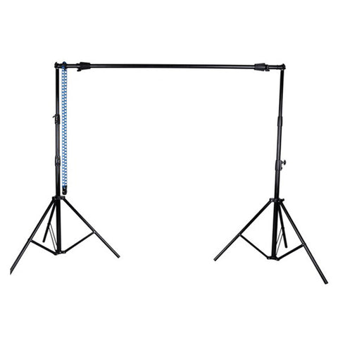 Fotolux S-12 Studio Background Support Kit With Manual Chain 2.6 X 3.2m