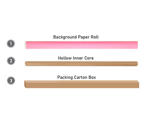 Fotolux Carnation Pink Seamless Paper Background (2.71m x 11m)
