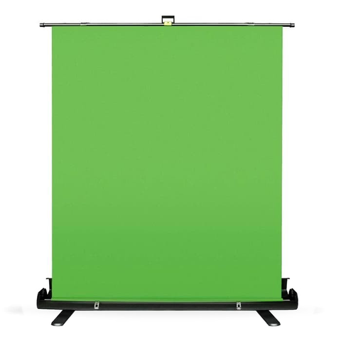Green screen Collapsible and Retractable Chromakey Panel